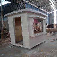 供应品旺实木售货车手工组装商场景区公园创意流动售货车FC-021