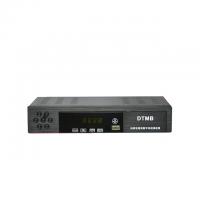 DTMB/DVB-S双模高清机顶盒数字电视送地面波天线架全国通用