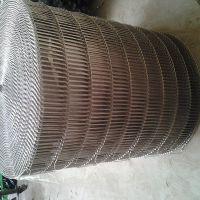 定制优质金属网带 鱼片食品烘烤304乙型网带 回流焊乙型输送带