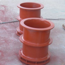白沙02S404碳钢柔性防水套管厂家,DN1000大型排水管道国标钢套管【润宏】