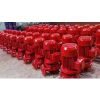 单级全自动稳压泵XBD1.6/6.19-65-125A喷淋泵 稳压设备 消火栓泵 消防泵