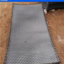 建筑钢板网片 2米宽网片 低碳建筑防护网