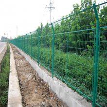 别墅围墙护栏 高压防护网 移动护栏