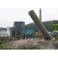 烟囱拆除增高 砖烟囱顶口维修欢迎咨询