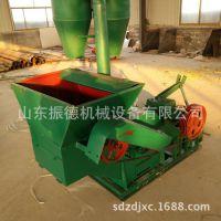 大型玉米秸秆揉丝机 大型玉米秸秆回收机 振德牌 自动进料粉碎机