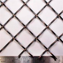 轧花网处理 铝轧花网厂 铜网编织网