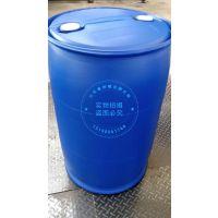 多次重复使用的200L塑料桶倾倒后残余量小物流包装