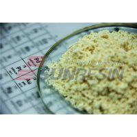 西安蓝晓科技为银杏脱酸专用 LX-158大孔吸附树脂厂家
