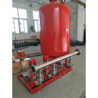 单级消防泵XBD7.2/39-100L-250AI变频恒压给水成套设备AB签.