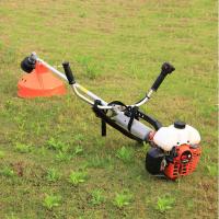 自走式新款汽油割草机 四冲程松土割草机果园除草机设备
