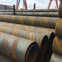 丽江市螺旋管价格 昆明市DN500螺旋焊接焊管国标529mmx10x12000
