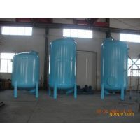 豪欣供应江西九江碳钢过滤罐活性炭吸咐过滤器多介质过滤器
