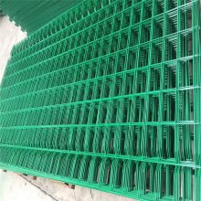 围墙护栏网 带刺铁丝网围栏 学校围栏