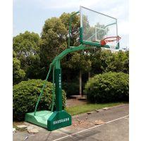 金陵体育篮球架GDJ-3B移动室内外比赛装拆式