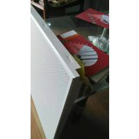 工装吊顶铝天花扣板 -暗骨方型扣板天花吊顶绿色环保,吸声保温