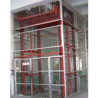 钦州市德阳市启运垂直提升机 导轨式货梯 液压升降平台 超市专用小型货梯