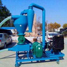 [都用]毕节市粉煤灰气力输送机 玉米气力吸粮机 40吨软管吸粮机