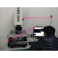 瑞视高精度影像测量仪3020/二次元影像测量仪/轮廓投影仪/二维光学影像仪