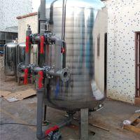 贵州厂家直销游泳池水处理清洁设备石英砂过滤器 找晨兴制造