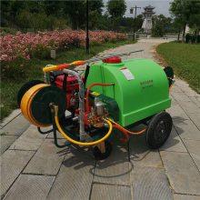 生产厂家农田手推式打药机地面除尘喷洒机家用高压清洗机旭阳