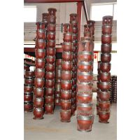 天津高扬程热水泵 大功率深井热水泵 天津深井热水泵价格 深井热水泵型号