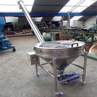 德阳不锈钢新型螺旋提升机 兴亚养鸡场喂料器生产