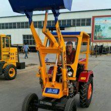 志成ZL06型装载机价钱 养殖场上料抓草机 体积小使用方便的小型铲车