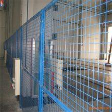 铁路防护网 公路护栏网 绿色铁丝网