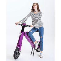 深圳创行 智能自动折叠电动自行车 AK1