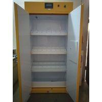 汇金毒品柜毒麻药品柜生产厂家 自动抽风自动控温控湿剧毒物品存储柜