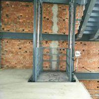 SJD3吨导轨式货梯 链条式液压升降平台 厂房电梯厂家直销