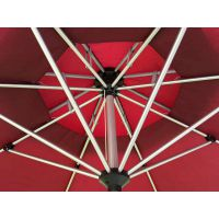 供应品旺铝架中柱伞(TY-002)
