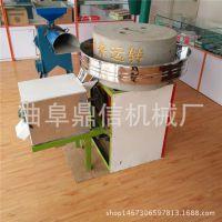 鼎信专业供应半自动面粉石磨 全自动杂粮面粉电动石磨