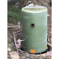 沃利克玻璃钢一体化污水处理泵站设备 污水提升泵站设备 预制泵站