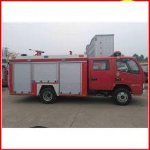 南宁微型消防带洒水车水罐后做卷帘门还能前冲后洒水