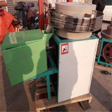 纯天然砂岩石面粉石磨机新型面粉石磨机宏瑞制造