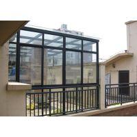 专业制作安装断桥隔热铝合金门窗、阳光房制作、封阳台
