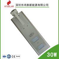 贵州太阳能户外灯工程 鸿泰定制led太阳能景观灯价格