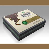 深圳定制高档茶叶精装盒 定做天地盖礼盒设计印刷