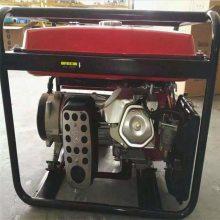 上海静音汽油发电机厂家 8000瓦带水泵汽油发电机