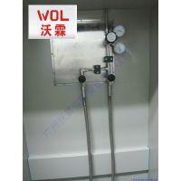 WOL专业承接车间实验室供气系统气体管道规划建设