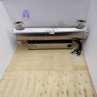 定州净淼一体式管道紫外线消毒杀菌器水质净化器
