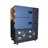 东莞***双层独立控制氮气烤箱 循环热风烘箱 工业高温干燥箱 佳兴成厂家非标定制