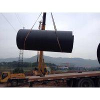 供应四川成都HDPE双壁钢塑增强缠绕排水管