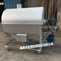 大型黄豆炒货机 商用瓜子炒货机 厂价销售大型粮食烘干机