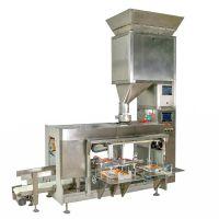 中星酱体自动定量包装机