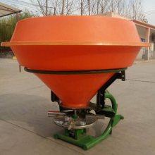 志成拖拉机后输出传动大型撒肥机粮田撒肥机 农用扬肥机