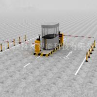 广州科灵供应停车场高清车牌识别一体机KL-161P 出入口智能道闸系统