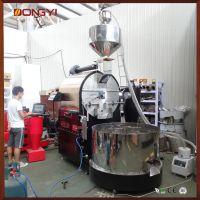 东亿120kg 大型咖啡豆烘焙机 咖啡加工专用 厂家直销 出口海外