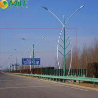 9米120W 接电LED路灯生产厂家 市政公路安装